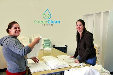 Green clean Linen is family owned and operated business #laundry service providers in St. Louis. We have many years of practical experience with both Eco-friendly and traditional linen options and we would be happy to talk to you more about your needs. Feel free to contact us for more info!