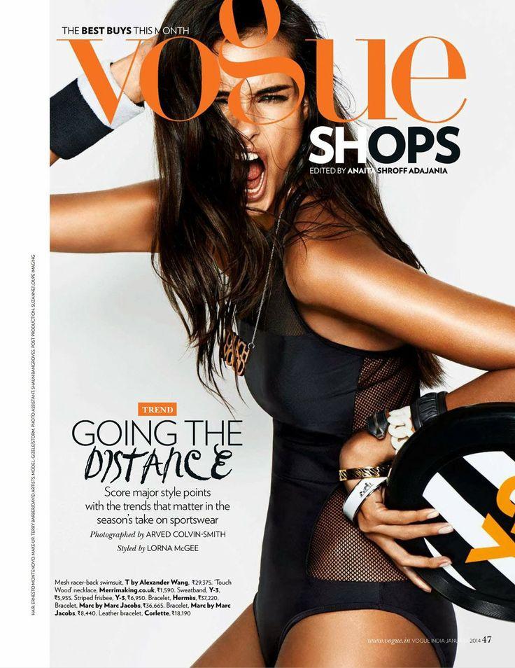Vogue Índia - Janeiro 2014   Fashion Spoiler