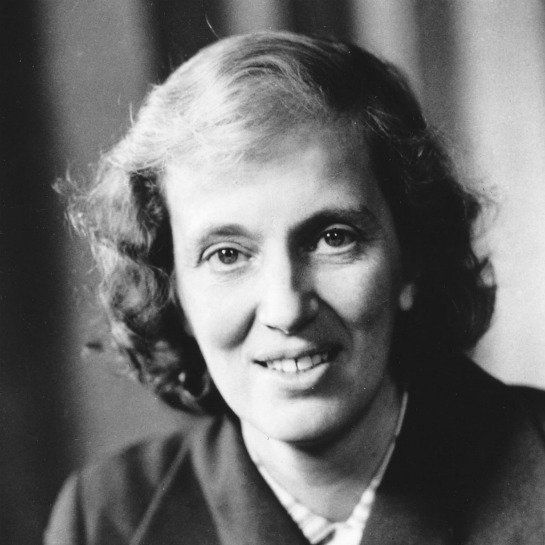 Dorothy Hodgkin - Biochemist; won Nobel Prize in Chemistry in 1964 for significantly improving healthcare for her work on discovering structure of penicillin, insulin, & Vit. B-12; also leading practitioner of X-Ray crystallography, a new technology.