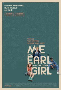 A trailer is out for Alfonso Gomez-Rejon's Me and Earl and the Dying Girl, based on the book by Jesse Andrews, who wrote the script. Deadline.com reported that Sundance Film Festival's winner for the Grand Jury Prize and Audience Award for best U.S. Dramatic Feature stars Thomas Mann, R.J. Cyler and Olivia Cooke. For more info check out the IMDB page.