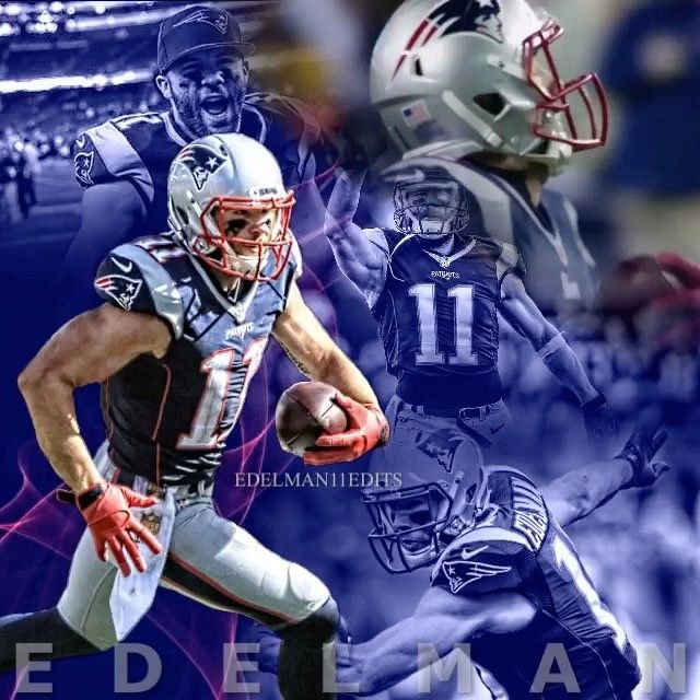 #newengland #nfl #patriots #je11 #edelman #patsnation #graphicdesign #patriotsnation @edelman11 #ssecontest300
