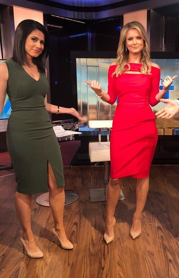 Jillian Mele  The Beautiful Women Of Fox News  Legs -2676