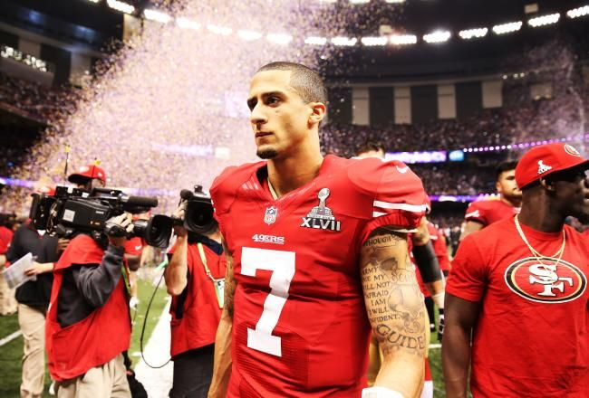 Are the San Francisco 49ers and Colin Kaepernick In Super Bowl Hangover?