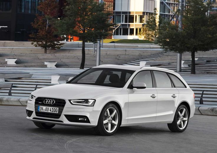 10 Great Audi A4 Avant Performance Image