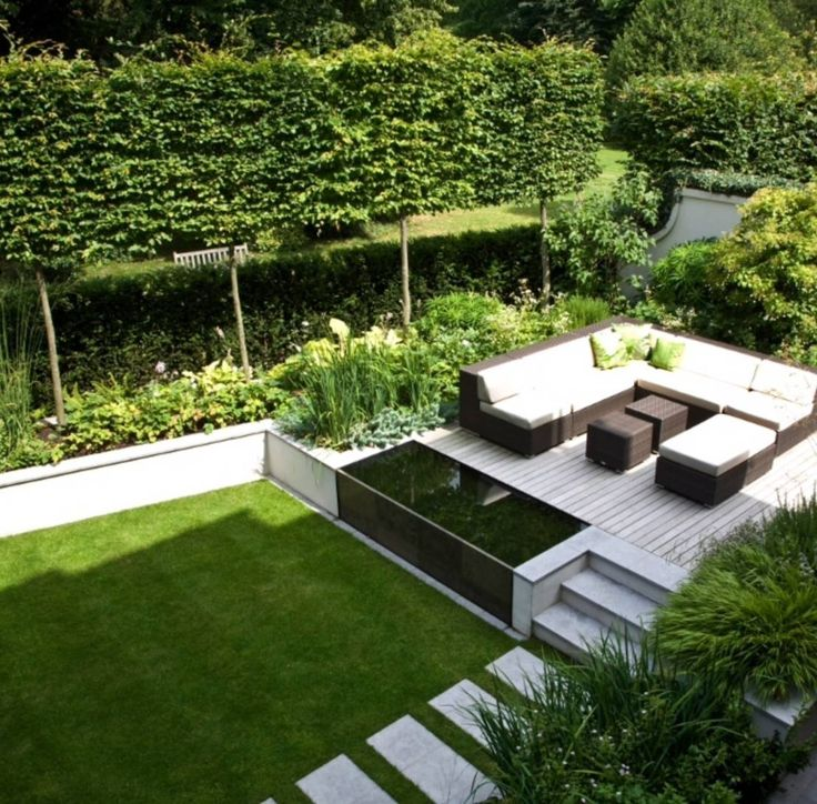 6 schöne Ideen für einen Gartenweg