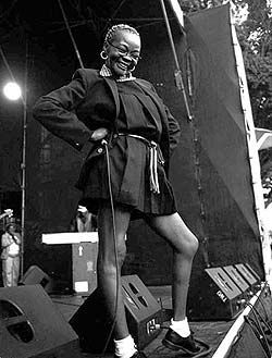 Brenda Fassie you sassy pants you!