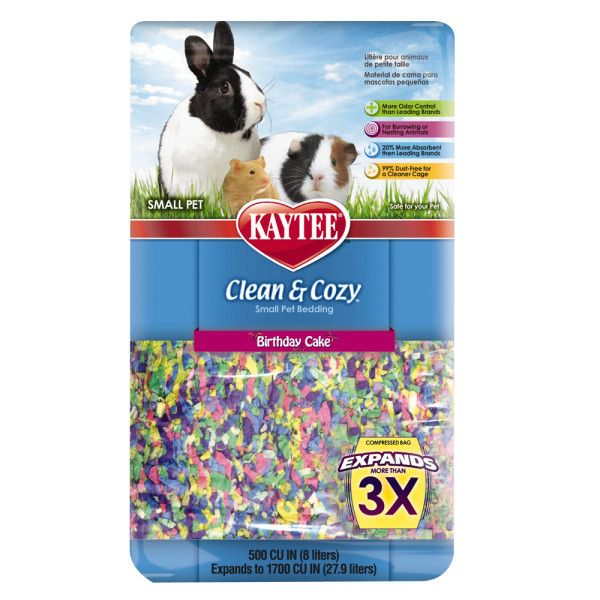 Kaytee® CLEAN & COZY™ Small Animal Bedding Bedding