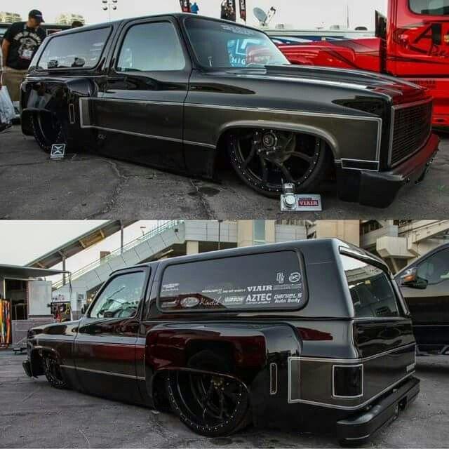 Chevy Blazer Square Body Dually Trucks Pinterest