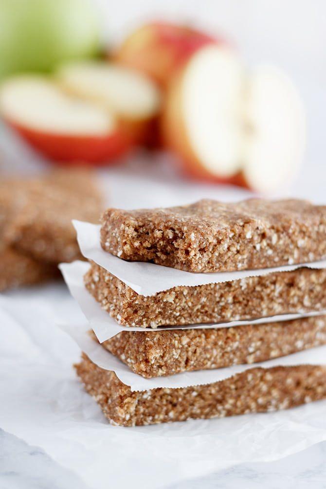 Apple Pie Protein Bars – Jennifer Meyering