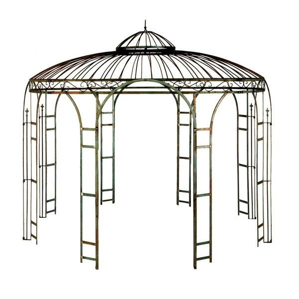Nice Eisen Pavillon Eisenpavillon Metall Pavillon Gartenpavillon Pavillon eBay G rten Pinterest Gardens