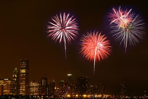 chicago fourth of july fireworks 2013 | chicago fireworks fireworks will light up the chicago skyline this ...
