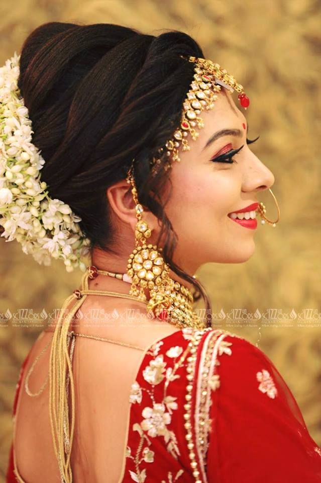 Wedding Hairstyle Get A Elegant Look For Your Wedding Day Best