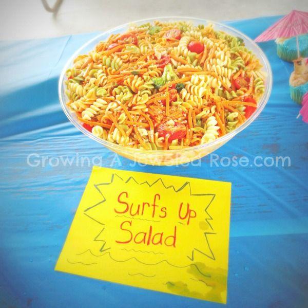 89 food ideas for beach themed birthday party beach theme