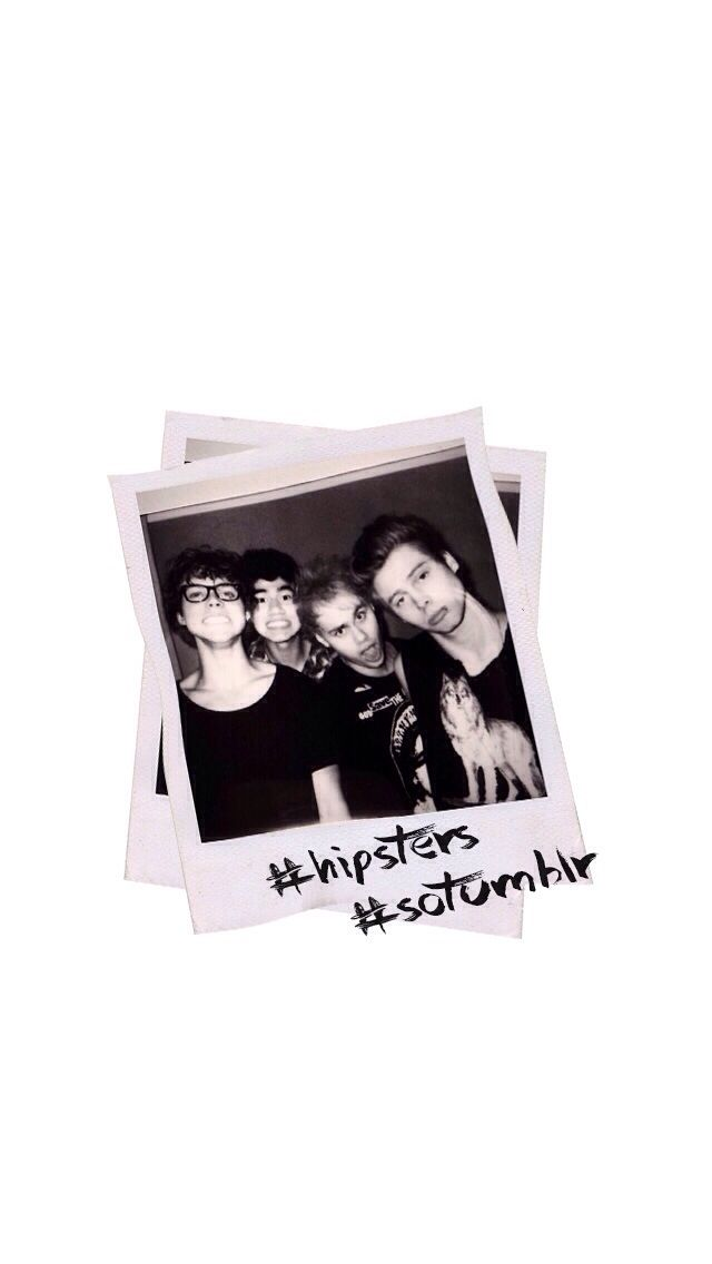 271 best wallpapers and lockscreens iphone images on for 5sos wallpaper home screen