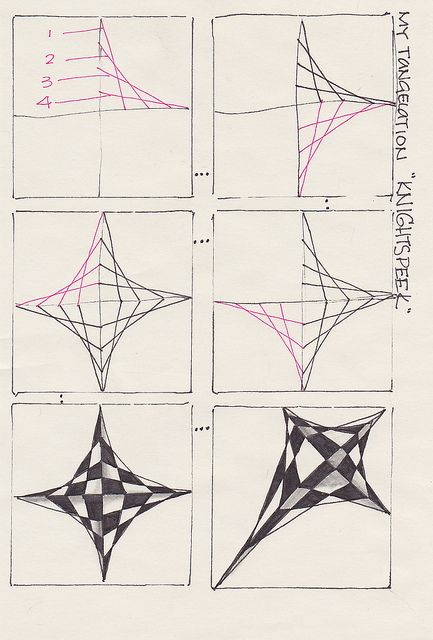knightspeek. I remember learning how to do this in elementary school art class and thinking it was the coolest thing ever.