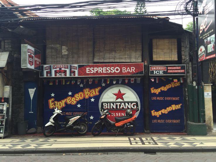 Espresso Bar Bali  My all time favourite !!!