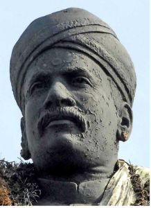 Ayyankali (1863-1941),was a social reformer who worked for the advancement of those people, in the then princely state of Travancore (British India), who were treated as untouchables. https://en.wikipedia.org/wiki/Ayyankali https://www.youtube.com/watch?v=gti4YGZ210E  https://counterview.org/2014/08/04/the-story-of-mahatma-gandhi-we-are-taught-in-school-and-we-are-made-to-believe-is-a-lie-and-its-time-we-faced-up-to-it/