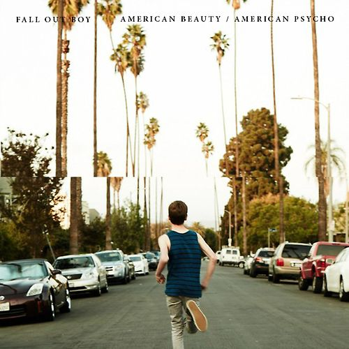 Fall Out Boy - American Beauty/American Psycho en mi blog: http://alexurbanpop.com/2014/12/18/fall-out-boy-american-beautyamerican-psycho/