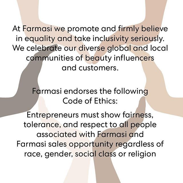 Pin By Tammy Johnson On Farmasi In 2020 Beauty Influencer Social Media Skin Care