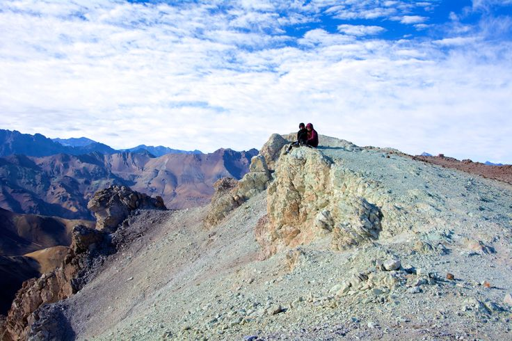 Montaña #wanderlust