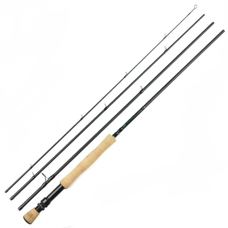 49.52$  Buy here - http://alisg6.shopchina.info/go.php?t=32301075573 - 7Ft  2.1m  #3/4  4 Sections Carbon Fly Fishing Rod Medium Fast Action Pesca Carp Rod Fishing Tackles  #buymethat