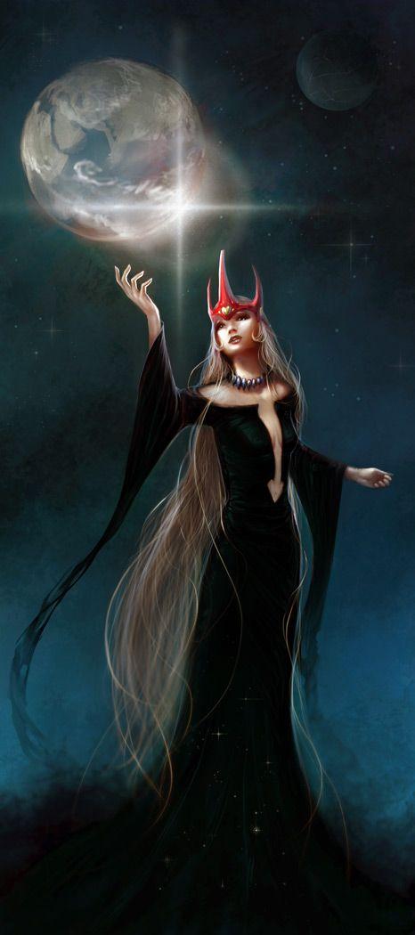 Fanart: Queen Millennia