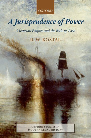 A Jurisprudence of Power concerns the brutal suppression under martial law of the Jamaica uprising of 1865, and the explosive debate and litigation these events spawned in England. The book explores the centrality of legal ideas and institutions in English politics, and of political ideas that give rise to great questions of English law.