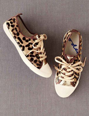I've spotted this @BodenClothing Glam Sneaker Leopard