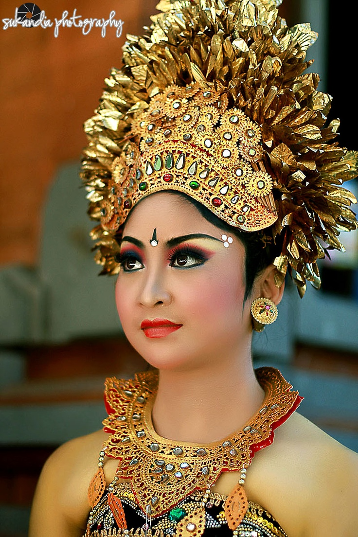 Balinese Girl - Indonesia