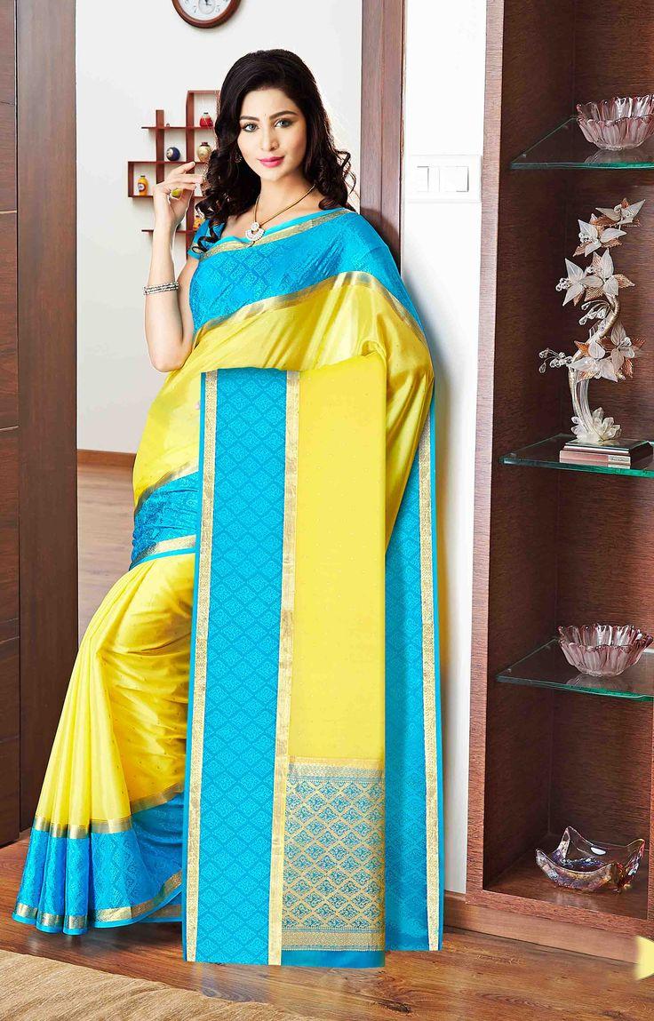 Mysore Silk Sarees342 - RmKV Silks