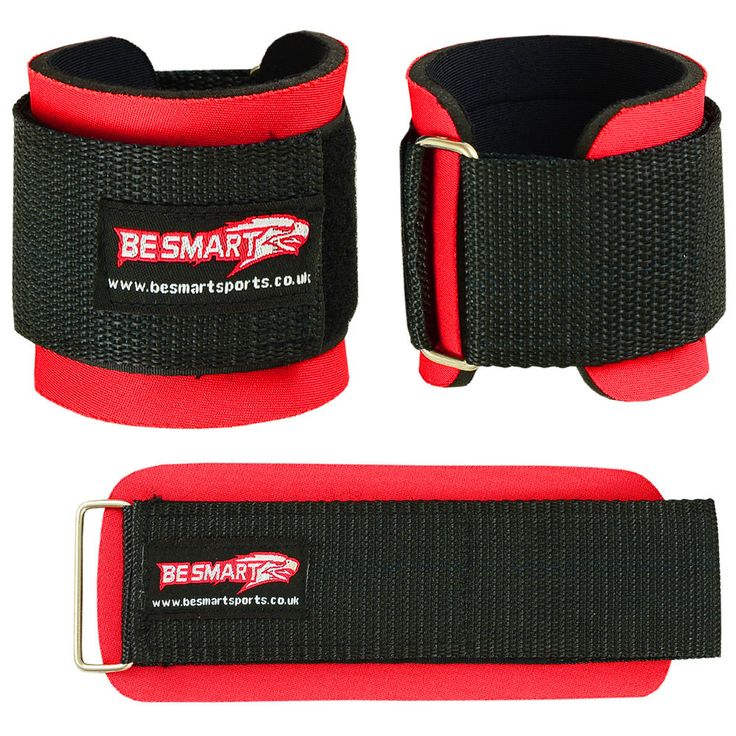 BODYBUILDING WEIGHT LIFTING GYM TRAINING WRIST SUPPORT BAR STRAPS WRAPS NEOPRENE