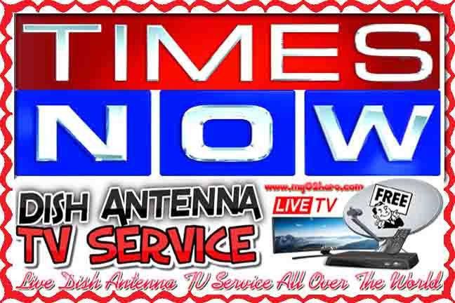 Watch Times Now TV Live English and Urdu news TV