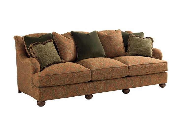 Lexington Living Room Laurel Canyon Sofa 7968-33 - Stacy Furniture - Grapevine, Allen, Plano and Flower Mound, Texas