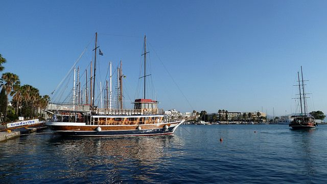 Do you enjoy island Hopping? From #Kos you can easily travel to #Kalymnos #Nisyros #Leros and #Rhodes!