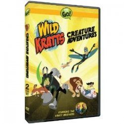 Wild Kratts is another fun show for pre schoolers and young kids everywhere. Explore the different animals across the world with the Wild Kratt...