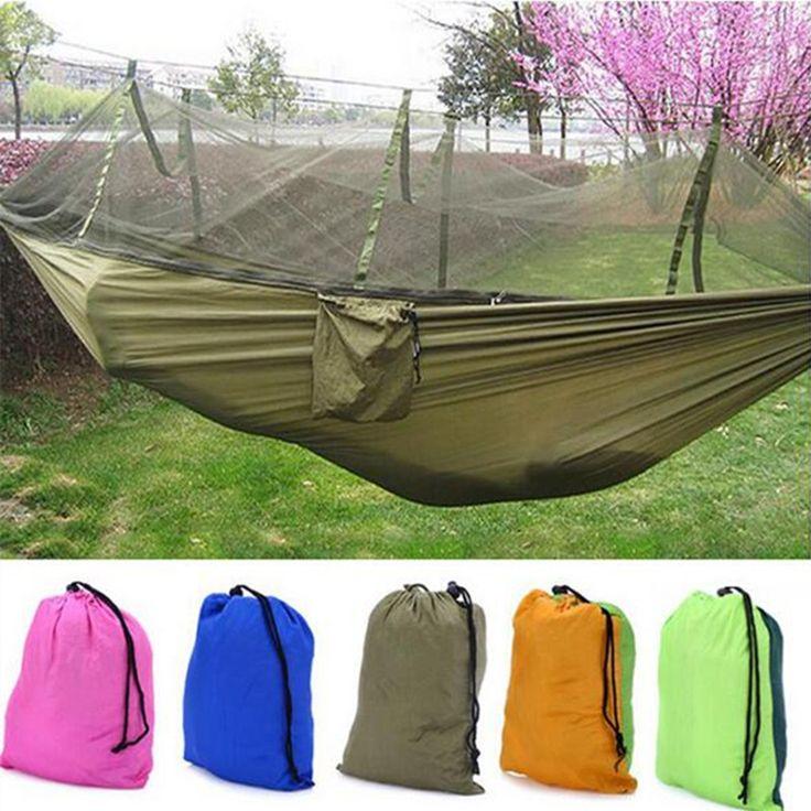 $33.09 (Buy here: https://alitems.com/g/1e8d114494ebda23ff8b16525dc3e8/?i=5&ulp=https%3A%2F%2Fwww.aliexpress.com%2Fitem%2F2016-New-Arrival-Garden-Outdoor-Hammock-Sleeping-Bed-Hamac-Portable-Travel-Camping-Hangmat-Mesh-Net-Worldwide%2F32692848433.html ) 2016 New Arrival Garden Outdoor Hammock Sleeping Bed Hamac Portable Travel Camping Hangmat Mesh Net Worldwide Hammaca for just $33.09