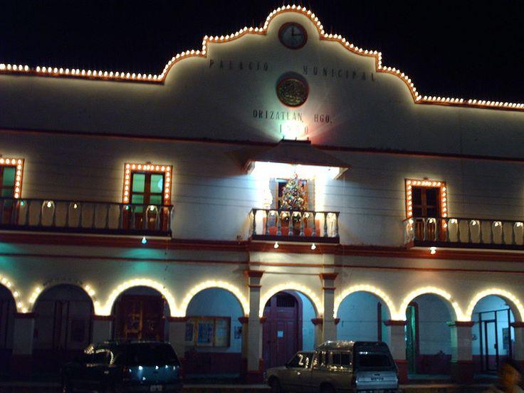 San Felipe Orizatlan. Hidalgo México