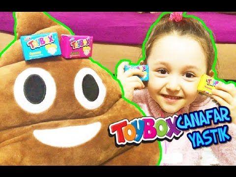CANAVAR YASTIK ve ÖYKÜ TOYBOX KUTUSU AÇIYOR - Eğlenceli Çocuk Videosu