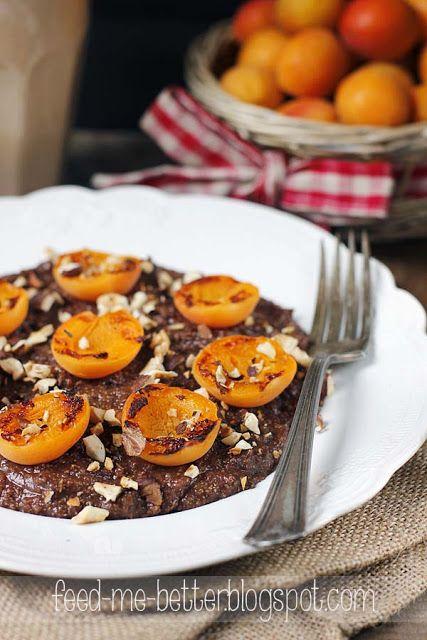 Feed Me Better: Dietetyczny, czekoladowy pudding (mus) z quinoa.