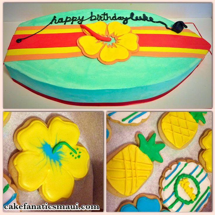 Best Maui Birthday Cakes Images On Pinterest Maui Birthday - Maui birthday cakes