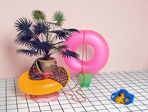 Anna Lomax: Pool Party (Photography Jess Bonham)