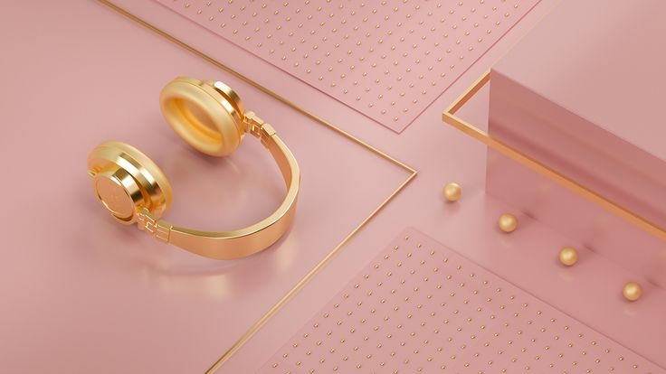 Gold, gold and gold on Behance