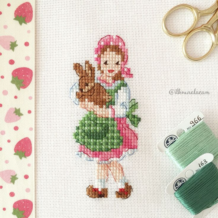 Cross stitch - Veronique Enginger