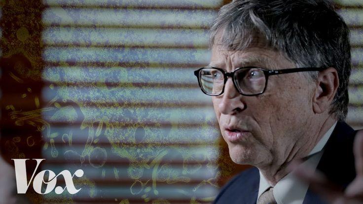 What Bill Gates is Afraid Of [Vox] #billgates #interview #geek #pandemic #zombieapocalypse #vox