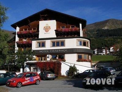 1970 (A) FISS (Tirol) Hotel Fisserhof