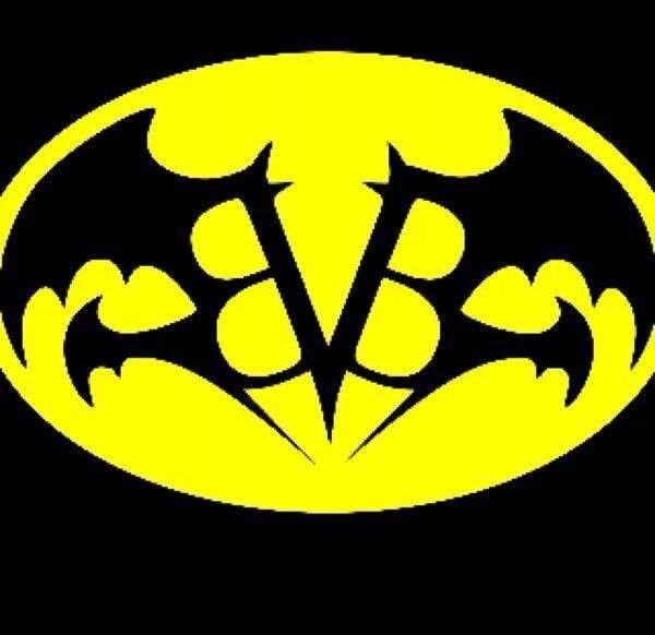 Andy and I are secretly batman...