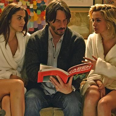 Movies: Keanu Reeves opens a door to trouble in new Knock Knock trailer