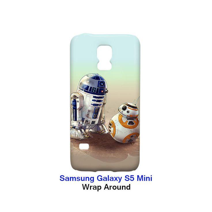 R2D2 BB8 Star Wars Samsung Galaxy S5 Mini Case