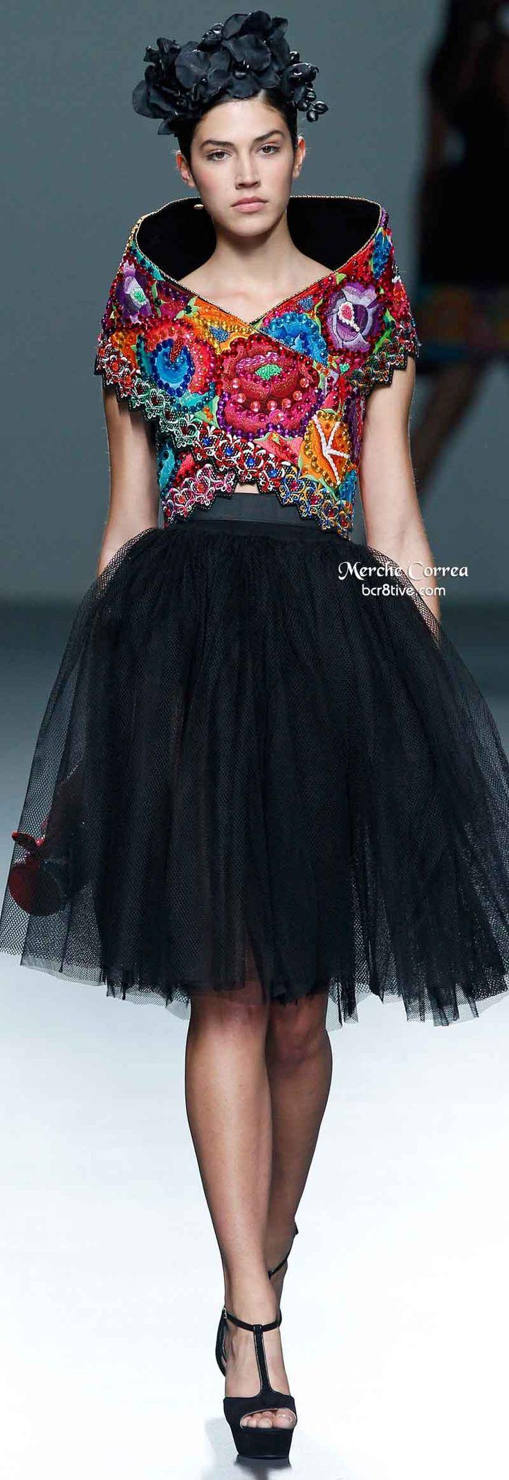 Farb-und Stilberatung mit www.farben-reich.com - Merche Correa Spring 2014     jaglady