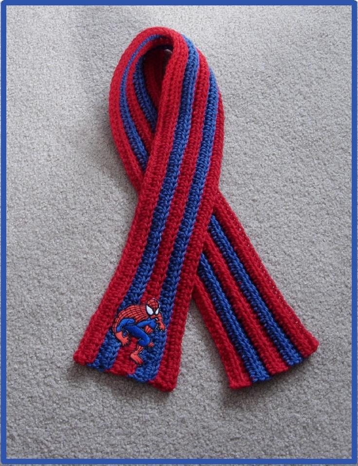 Free Spiderman Knitting Patterns : 115 best Crochet spiderman & Heros images on Pinterest Knit croche...